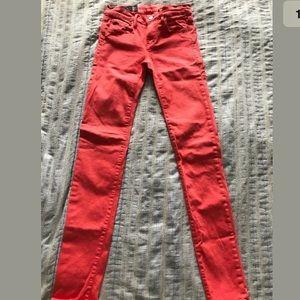 Armani Exchange Stretch Skinny Jeans 27